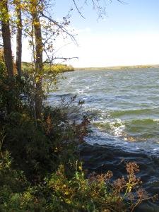 Oscar Lake.