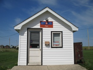 Canada's smallest post office?