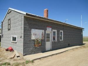 Claydon's post office